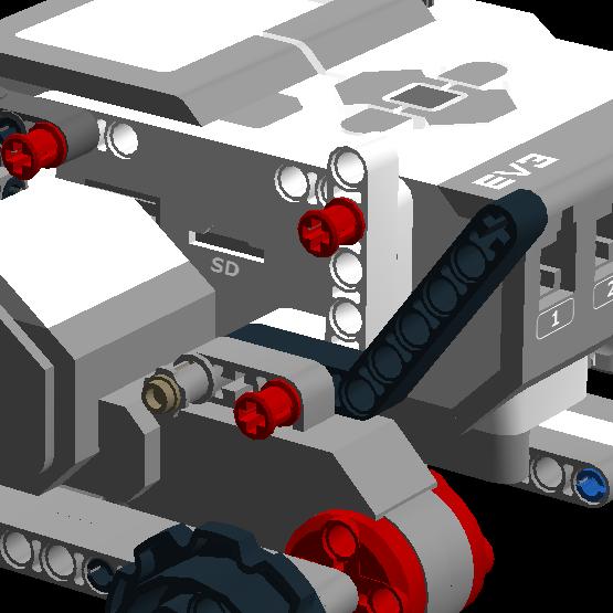 LEGO レゴ 組み立て写真
