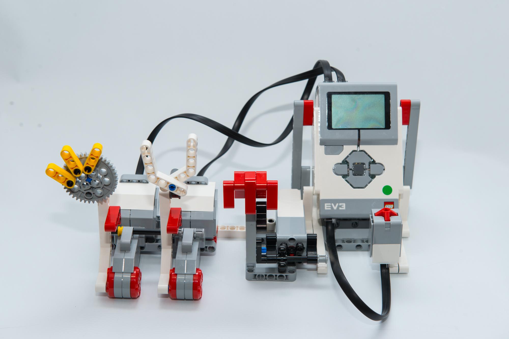 LEGO EV3でじゃんけんロボットを作る
