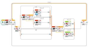 ピッチングロボットONOFF機能プログラム