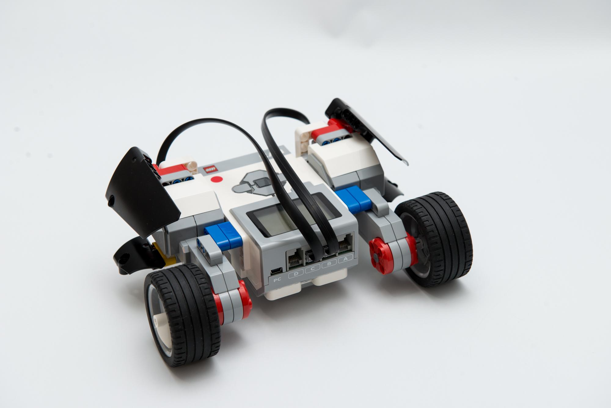 EV3体験ロボット