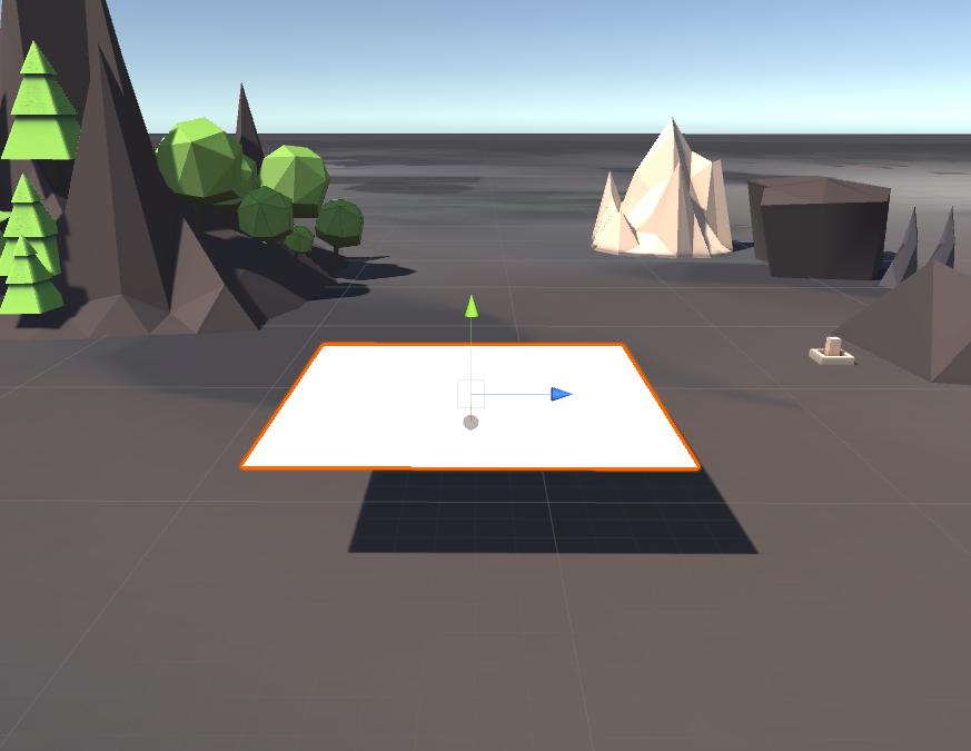【UNITY】3Dオブジェクトを上下(左右)に動かしてみる
