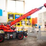 LEGO全地形対応クレーン[42082]を組み立て(パーツ補充しました)