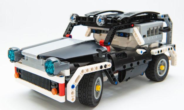 デジラボジープ(レゴEV3で作る)