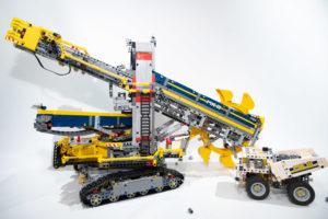 LEGOテクニック 42055 バケットホイールエクスカベーター